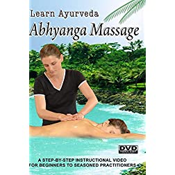 Learn Ayurveda - Abhyanga Massage  (NTSC Version)