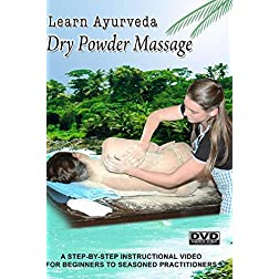 Learn Ayurveda - Dry Powder Massage  (NTSC Version)