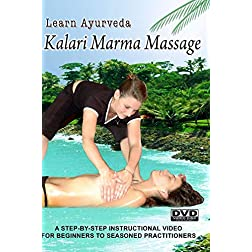Learn Ayurveda - Kalari Marma Massage  (NTSC Version)