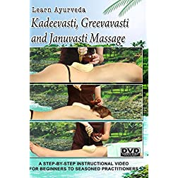 Learn Ayurveda - Kadeevasti, Greevavasti, & Januvasti (PAL  Version)