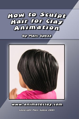 How to Sculpt Hair for Clay Animation