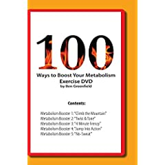 100 Ways to Boost Your Metabolism Exercise DVD