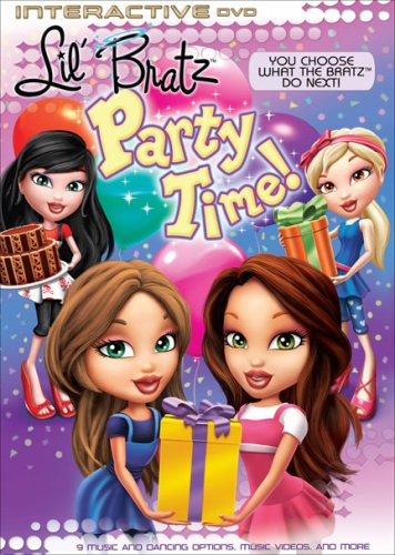 Bratz Interactive: Lil' Bratz Party Time