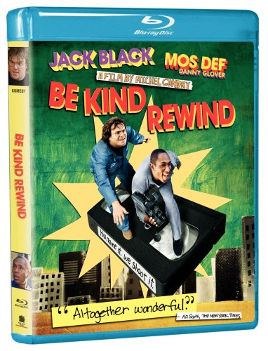 Be Kind Rewind [Blu-ray]