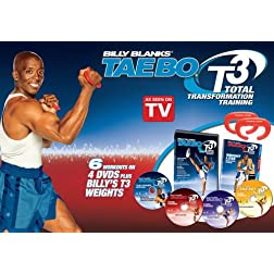 Bill Blanks Taebo: T3 Total Transformation Training