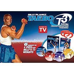Bill Blanks Taebo: T3 Total Transformation Training