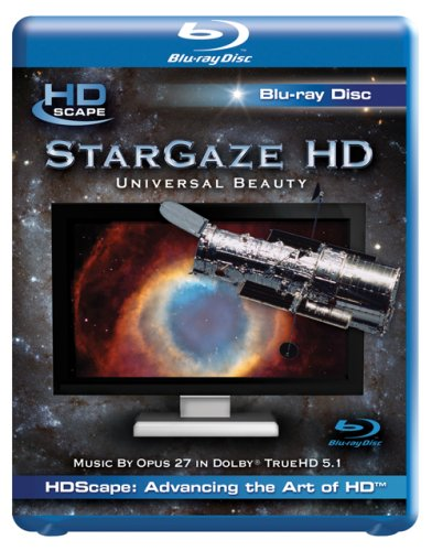 Stargaze HD: Universal Beauty [Blu-ray]