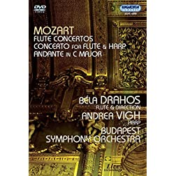 Budapest Symphony Orchestra: Mozart's Works for Flute and Orchestra