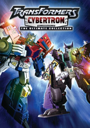Transformers Cybertron: The Ultimate Collection
