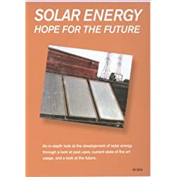 Solar Energy - Hope for the future