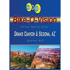 Bike-O-Vision Cycling DVD #15 Grand Canyon & Sedona, AZ