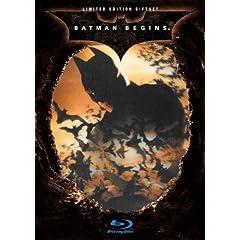 Batman Begins - Bonus Figurine Edition [Blu-ray]