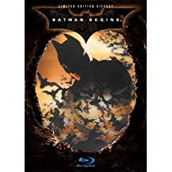 Batman Begins - Bonus Figurine Edition [Blu-ray]