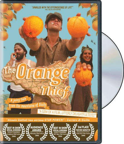The Orange Thief