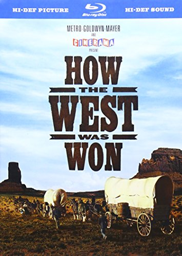 How the West Was Won (Special Edition) [Blu-ray]
