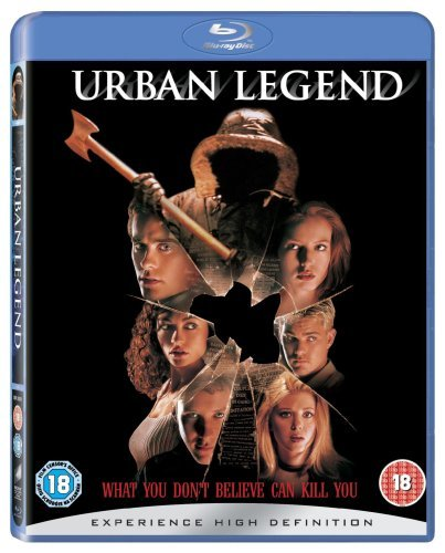 Urban Legend [Blu-ray]