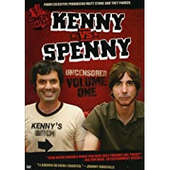 Comedy Central's Kenny vs. Spenny: Volume One - Uncensored