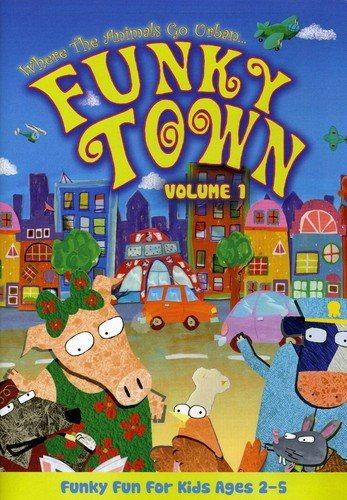 Funky Town - Vol. 1