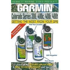 Garmin Colorado Series 300 400c 400i & 400t