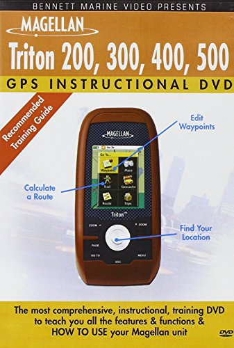 Magellan Triton 200 300 400 500