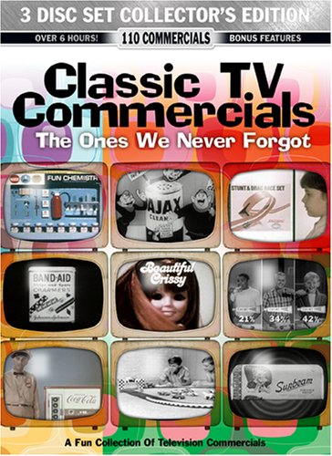 Classic TV Commercials: Ones We Never Forgot