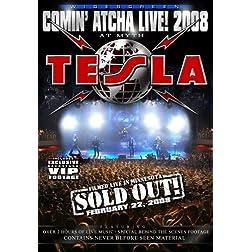 Comin Atcha Live! 2008