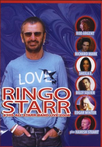 Ringo Starr & His All Starr Band Live 2006