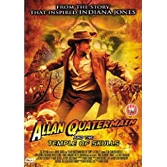 Allan Quartermain & the Temple of