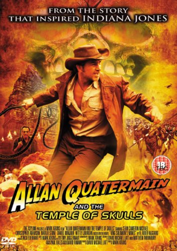 Allan Quartermain & the Temple of