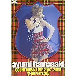 Ayumi Hamasaki Countdown Live 2007-08 Anniversary