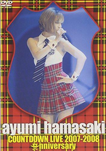 Ayumi Hamasaki Countdown Live 2007-08 Anniversary