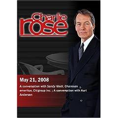 Charlie Rose (May 21, 2008)
