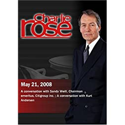 Charlie Rose (May 21, 2008)