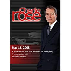 Charlie Rose (May 13, 2008)