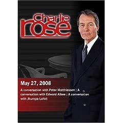 Charlie Rose (May 27, 2008)