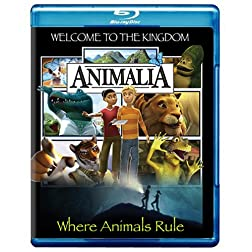 Animalia: Welcome to the Kingdom [Blu-ray]