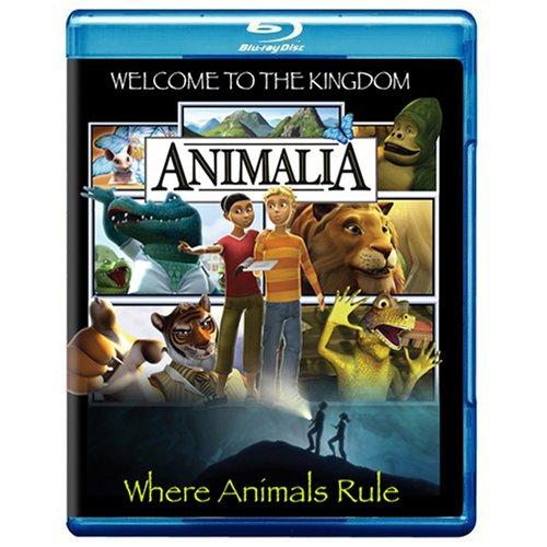Animalia: Welcome to the Kingdom [Blu-ray]