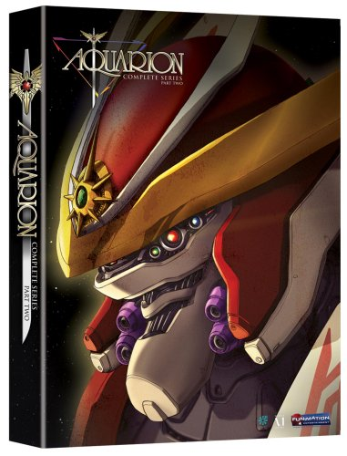 Aquarion: Season 1, Part 2