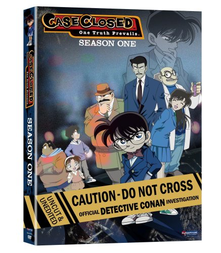 Case Closed: Season 1 Set