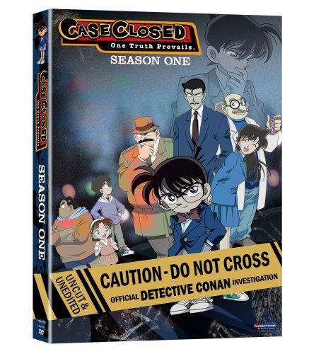Case Closed: Season 1 Set