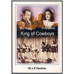 King Of Cowboys (16x9 Version)