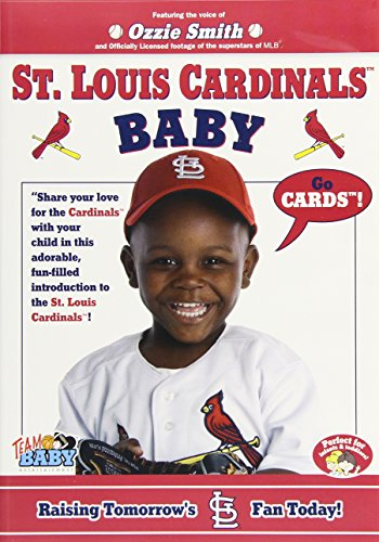 Team Baby: St. Louis Cardinal Baby