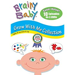 Brainy Baby- Grow With Me Collection