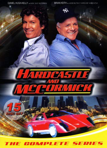 Hardcastle and McCormick The Complete Series Seasons 1,2,3 In One Pack