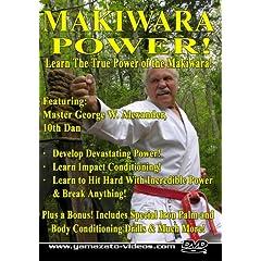 Makiwara Power!