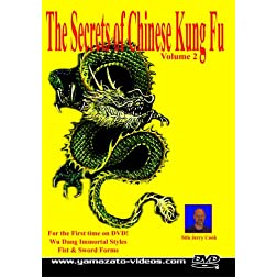 The Secrets of Chinese Kung Fu Volume 2