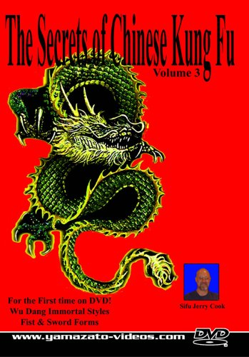 The Secrets of Chinese Kung Fu Volume 3