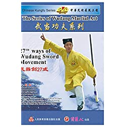 27th ways of Wudang Sword Movement