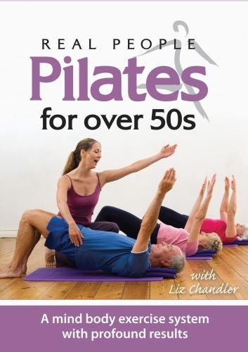 Pilates for Over 50s (PAL)