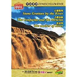 CHINESE YELLOW RIVER Stone Grottoes by the RiverThe History of the Old FerriesThe mother River